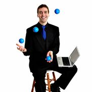 "Seattle, WA Keynote Speaker | ""Have a Ball!"" Virtual Team Building & Keynotes"
