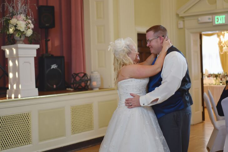 First Dance at Duncan Hall in Lafayette, Indiana
