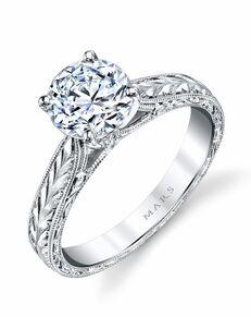MARS Fine Jewelry Round Cut Engagement Ring