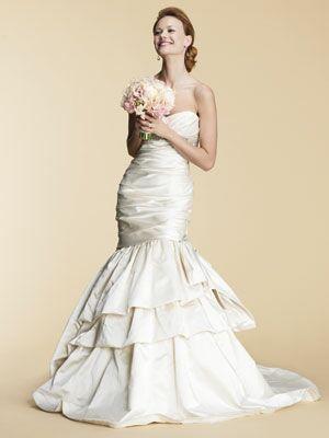 Most Flattering Wedding Dress Styles
