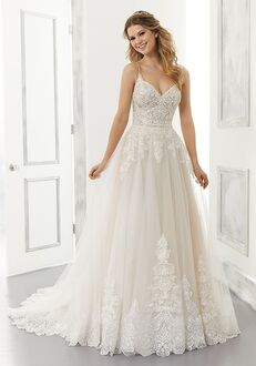 Morilee by Madeline Gardner Annabel Ball Gown Wedding Dress