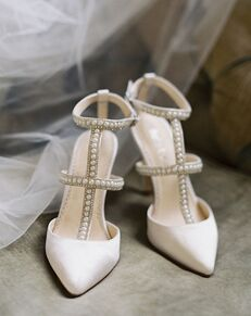 Bella Belle CAROLINA Ivory Shoe