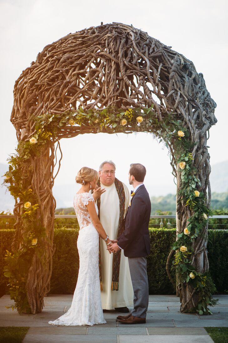 The Garrison Wedding Ceremony