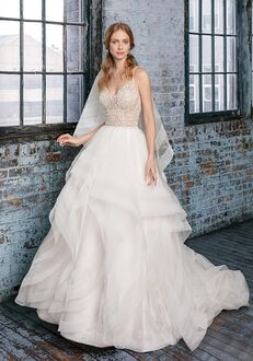 Justin Alexander Signature 99017 Ball Gown Wedding Dress