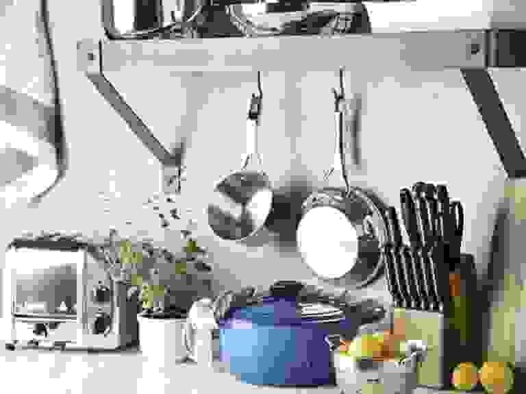 Kitchen wedding registry items