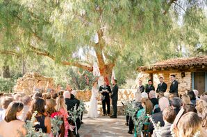 Leo Carrillo Ranch Ceremony