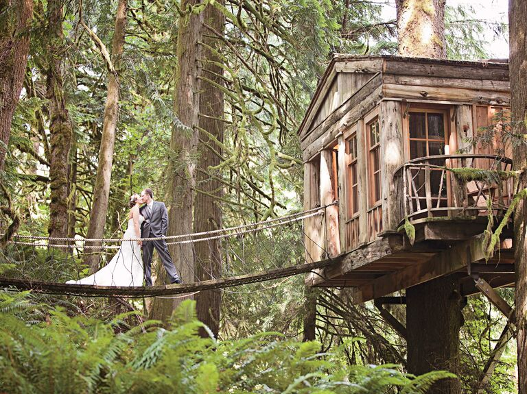 TreeHouse Point in Fall City, WA