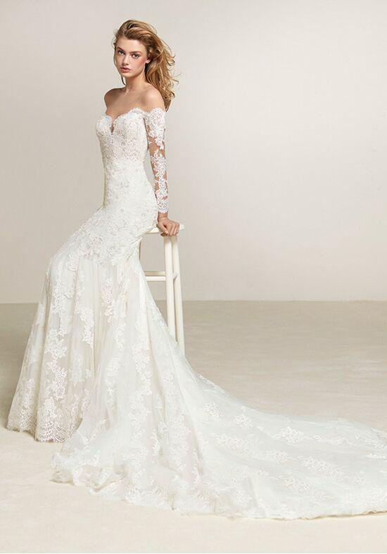 PRONOVIAS DRILIA Wedding Dress - The Knot
