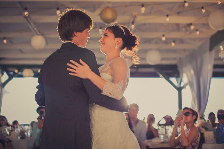 Tara and Shannon First Dance