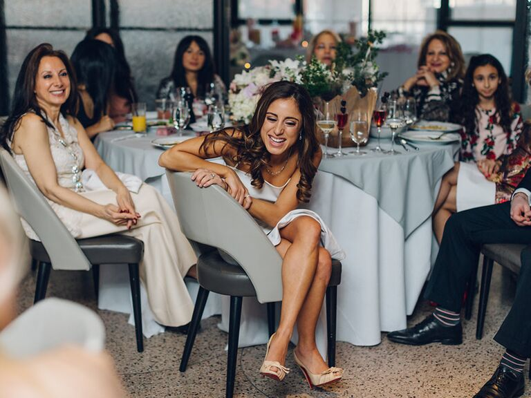 Instagram Influencer Eating Nyc S Bridal Shower Photos