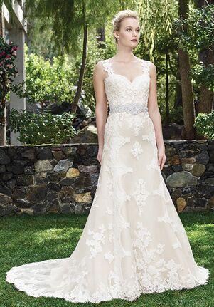 Casablanca Bridal 2250 Holly A-Line Wedding Dress