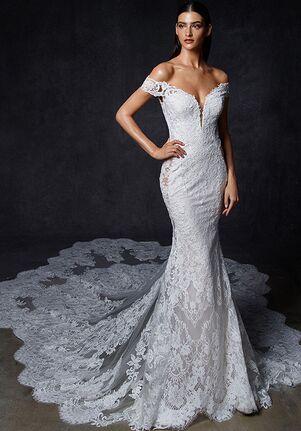 Enzoani Olive Mermaid Wedding Dress