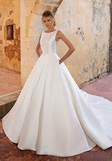Justin Alexander 88038 Ball Gown Wedding Dress