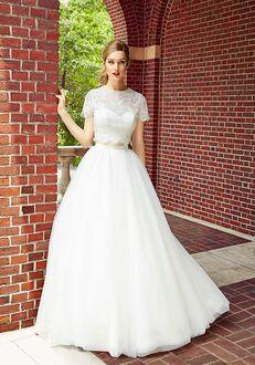 Simply Val Stefani S2012 Top/S2022 Skirt A-Line Wedding Dress