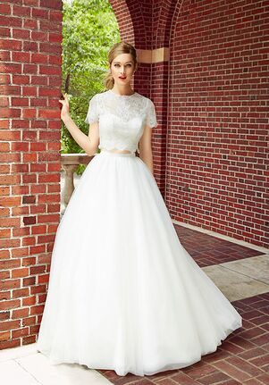 Simply Val Stefani S2012 Top/S2022 Skirt A-Line Wedding Dress