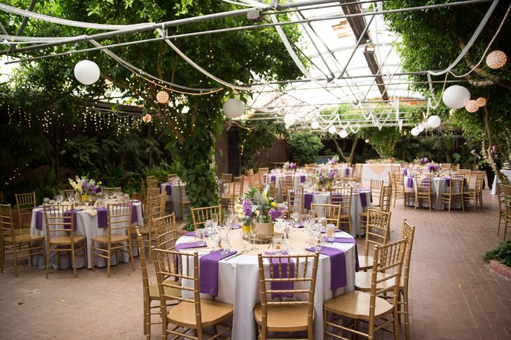 Garden Greenhouse Wedding Venue In Phoenix Arizona