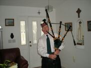 Palm Coast, FL Bagpipes | Paddy Costello