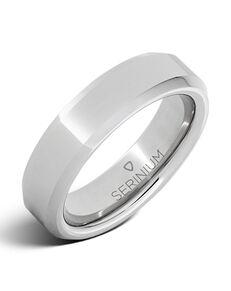 Serinium® Collection Miravir Slim — Polished Serinium® Ring-RMSA001778 Serinium® Wedding Ring