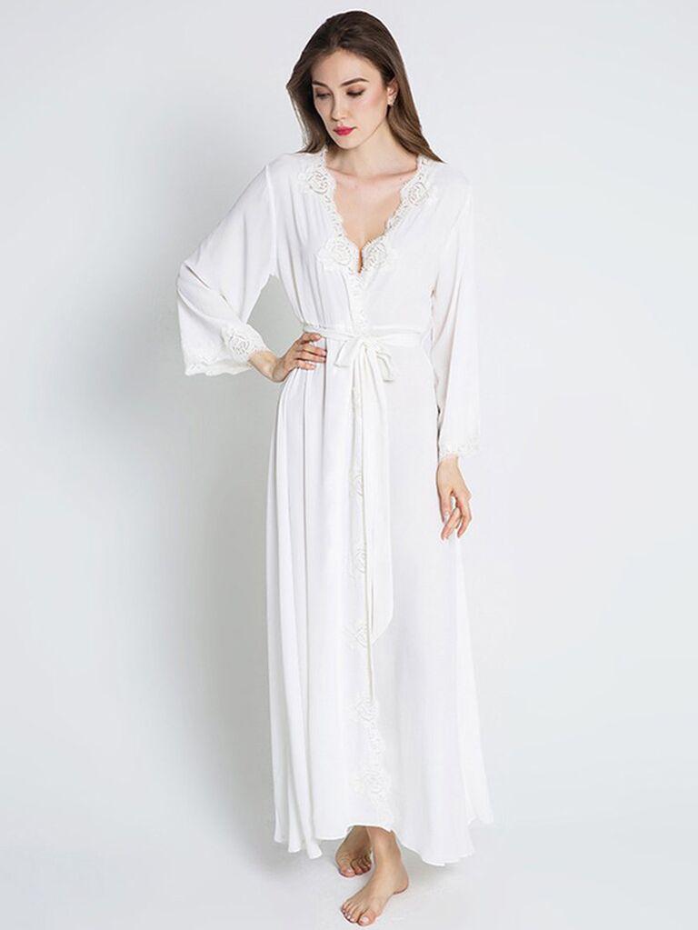 Leo bridal robes