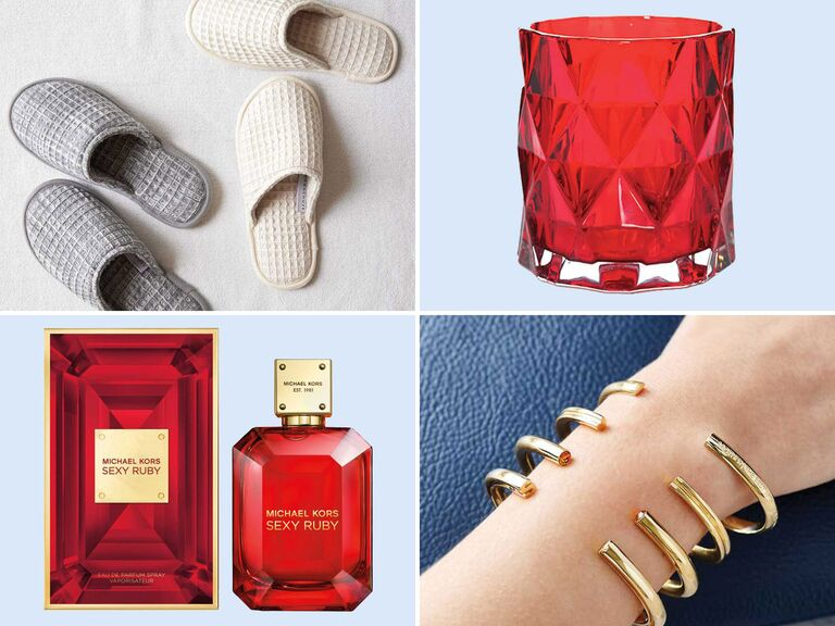 Traditional 40th Wedding Anniversary Gifts: 40-Year Anniversary Gift Ideas