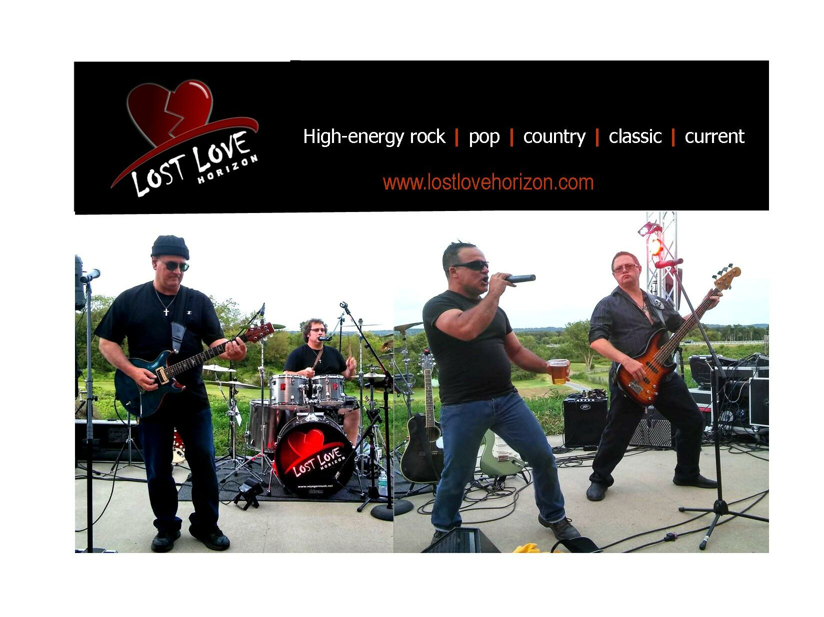 Lost Love Horizon - Rock Band - Harrisburg, PA