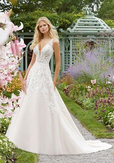 Morilee by Madeline Gardner Parthenia A-Line Wedding Dress