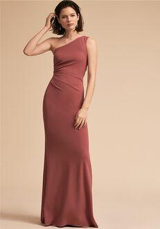 BHLDN (Bridesmaids) Gwyneth Dress One Shoulder Bridesmaid Dress