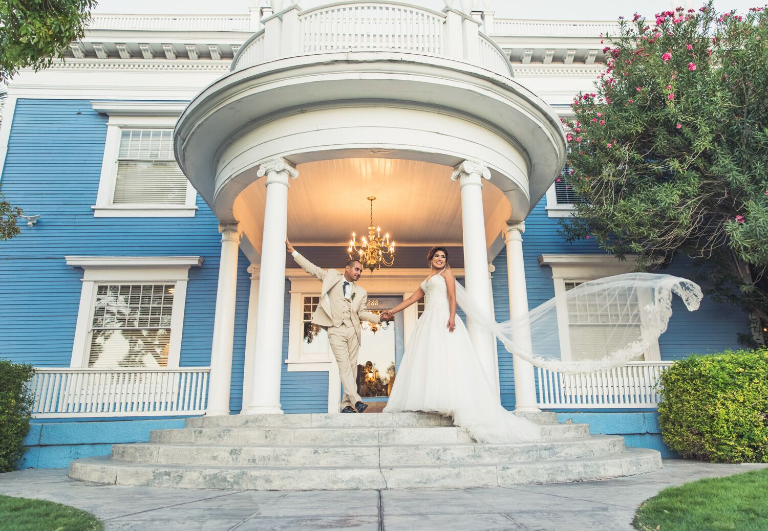 Wedding reception venues in tucson az the knot the z mansion junglespirit Image collections