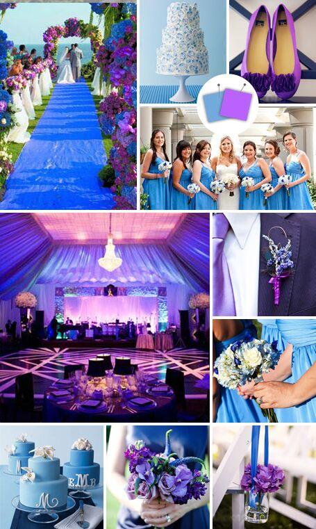 Modern Wedding Color Palettes We Love - Modern Wedding Colors ...