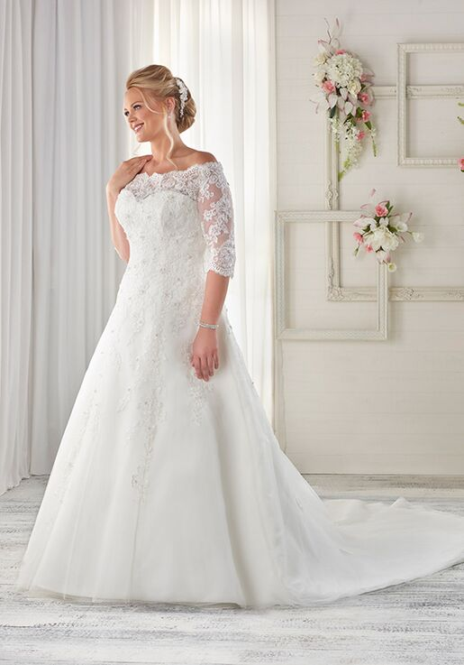 Unforgettable By Bonny Bridal 1614 Wedding Dress The Knot