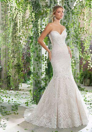 AF Couture: A Division of Morilee by Madeline Gardner Pandora Mermaid Wedding Dress