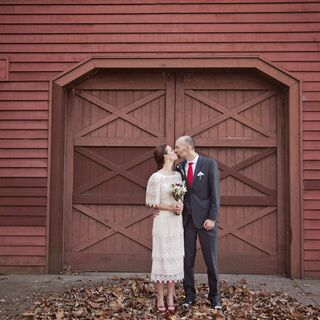 A Simple Country Wedding in Milwaukee