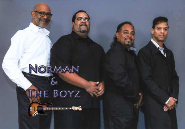 Norman & The Boyz - R&B Band - Stockton, CA