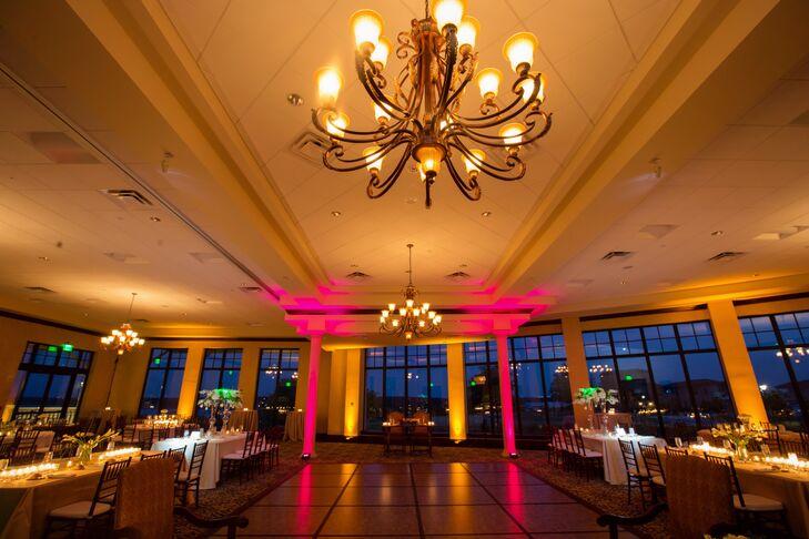 Bella Collina Ballroom Reception