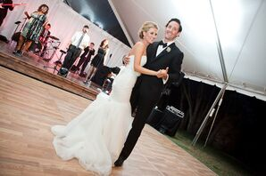 First Dance at Y.O. Ranch in Kerrville, Texas