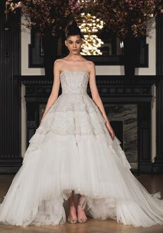 Ines Di Santo Taylor Ball Gown Wedding Dress