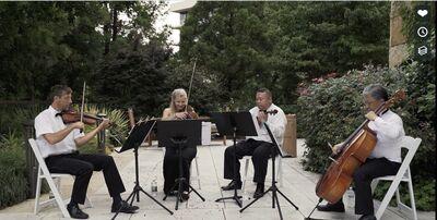 Udeshi Hargett Violinist + Ensembles
