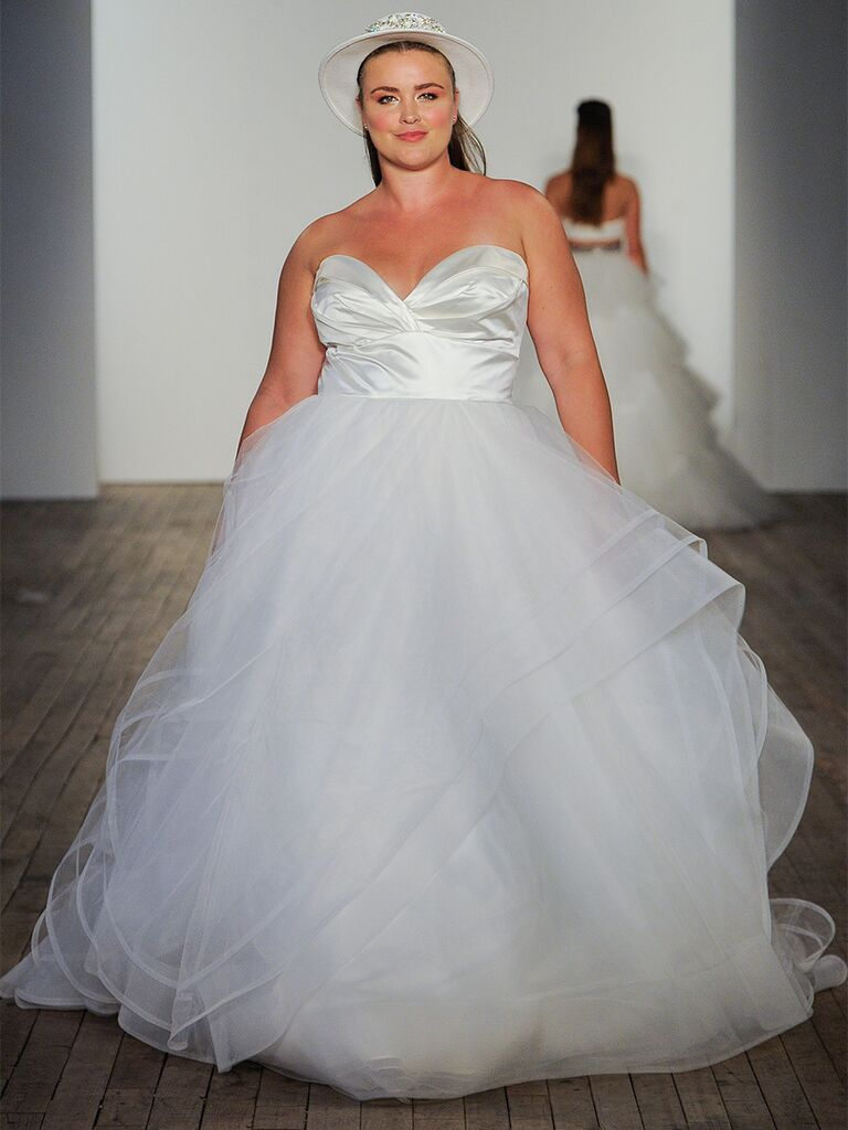 Hayley Paige Wedding Ball Gown