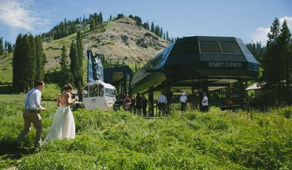 Sugar Bowl Resort | Reception Venues - Norden, CA