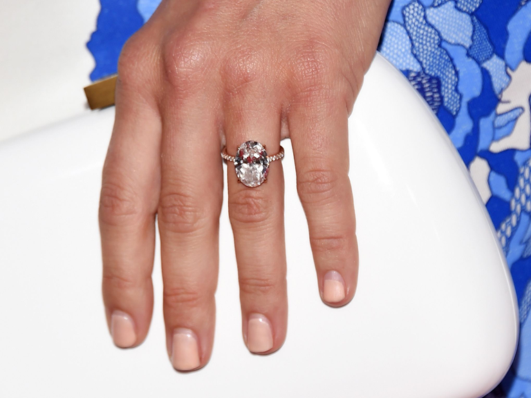 The Most Expensive Celebrity Engagement Rings Of All Time