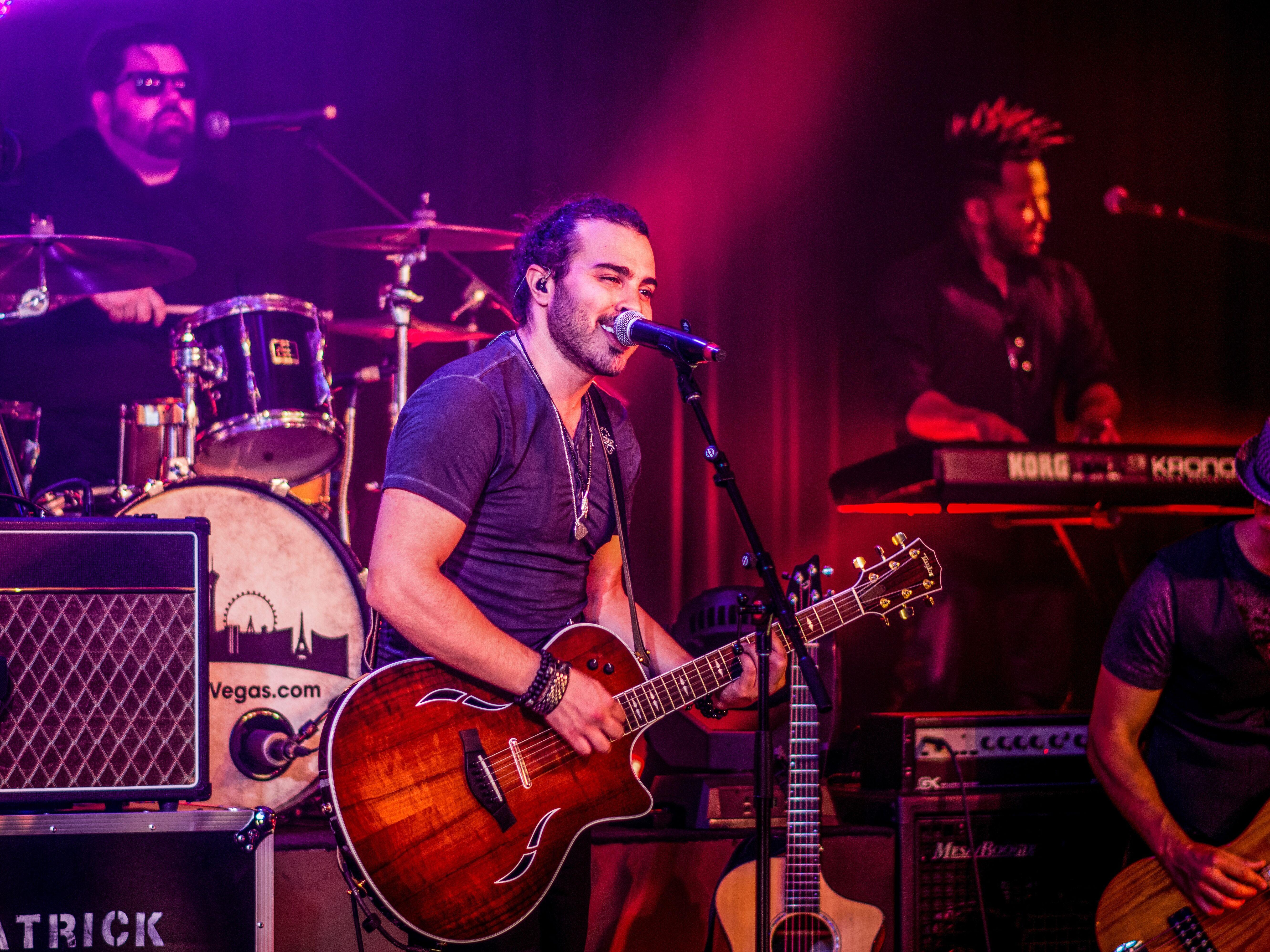 Patrick & the LVB - Cover Band - Orlando, FL