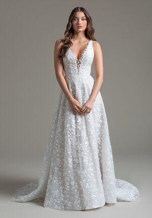 Ti Adora by Allison Webb 72000 Cosette A-Line Wedding Dress