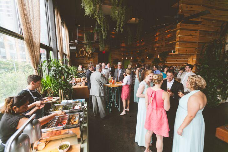 Modern Tex-Mex Brunch Wedding in Austin, Texas