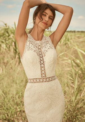 Rebecca Ingram BELINDA Sheath Wedding Dress