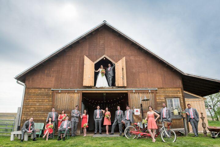 Three Barn Farm Reception Venues Clarksville Mo