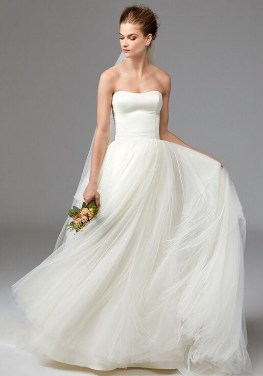 82aee1221678 Watters Brides Daisy Corset 1031B/Cassua Skirt 1089B Ball Gown Wedding Dress