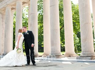 The Bride Angela Kates, 30, an Internet marketing manager The Groom Fred Shields, 32, an analytics manager The Date June 25  Angela and Fred used dama