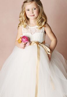 FATTIEPIE elizabeth Flower Girl Dress