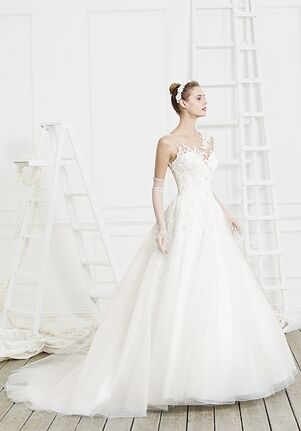 Beloved by Casablanca Bridal BL202 Hope Ball Gown Wedding Dress