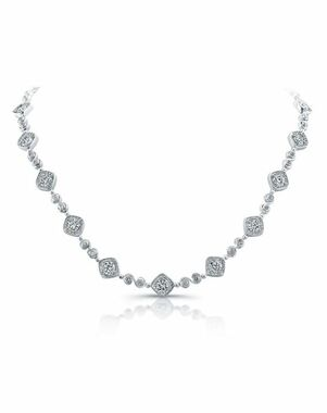 Uneek by Benjamin Javaheri LVN587 Wedding Necklace photo